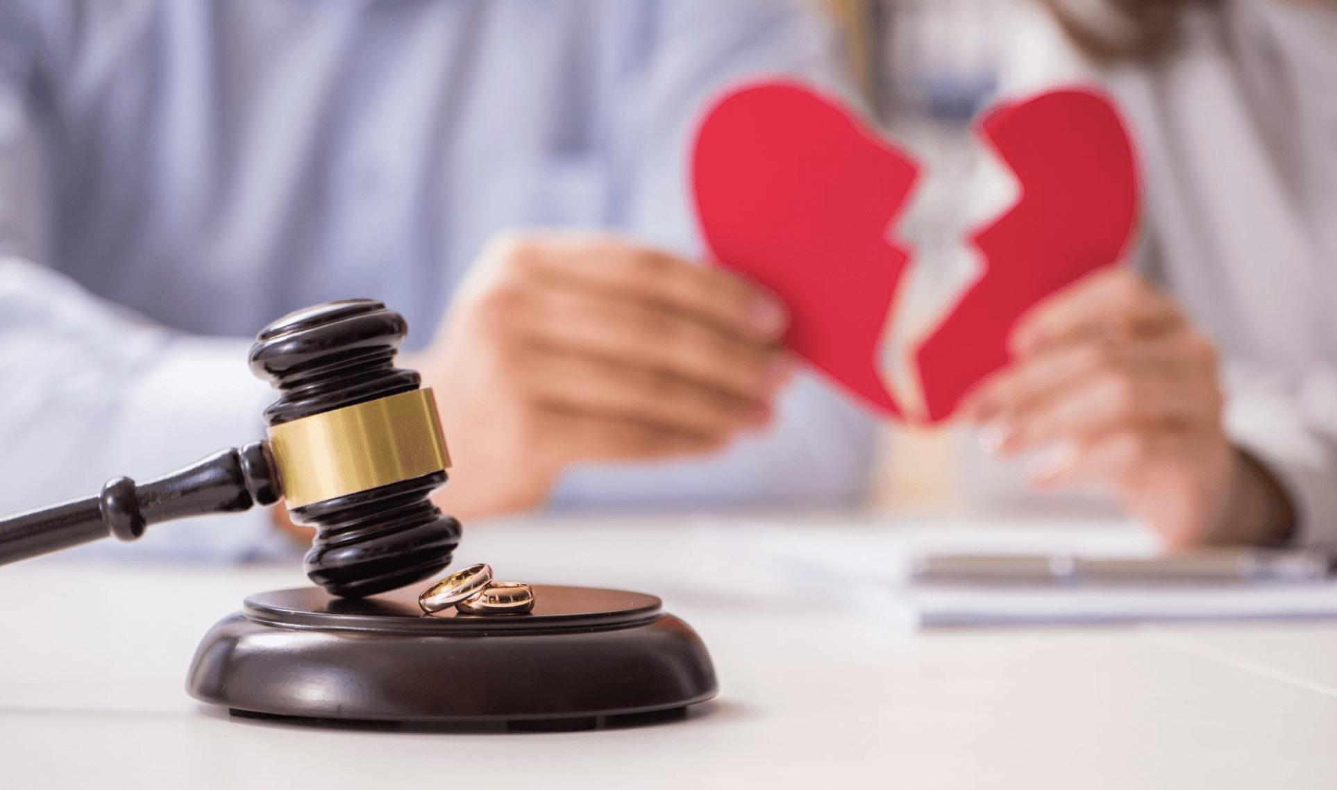 Получение развода из другого города