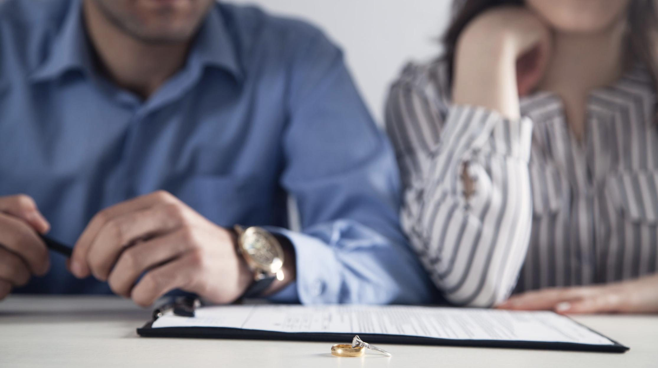 Процедура развода во Франции